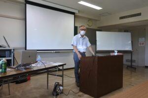 【職員紹介】介護福祉士会の講師 頑張ってます!!