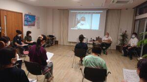 【共立介護福祉センターいさわ】共同組織(健康友の会)学習会
